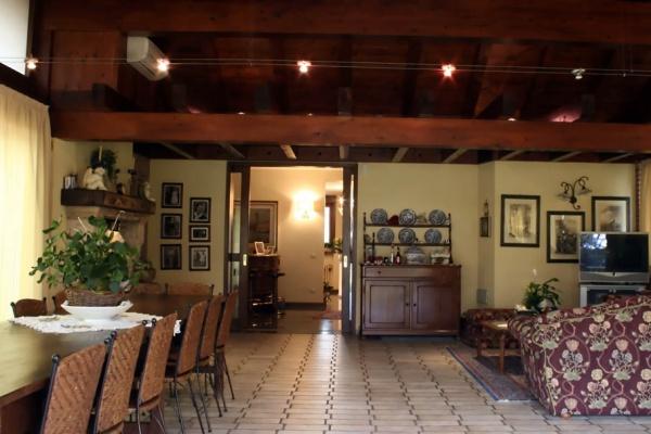 Restauro villa antica a Povolaro