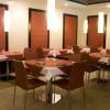 Saletta moderna ristorante Peccati di Gola