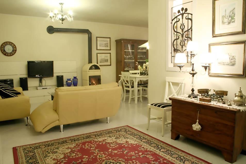 Casa classica a padova anna cecchini arredatrice for Stile casa classica